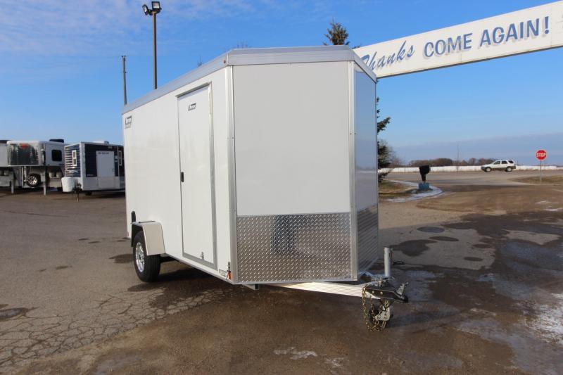 "2019 Triton 6x12 66"" Enclosed Cargo Trailer"