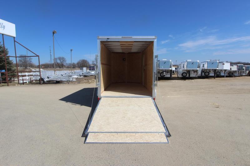 2019 Bravo Trailers Alum Scout 7x14 Enclosed Cargo Trailer