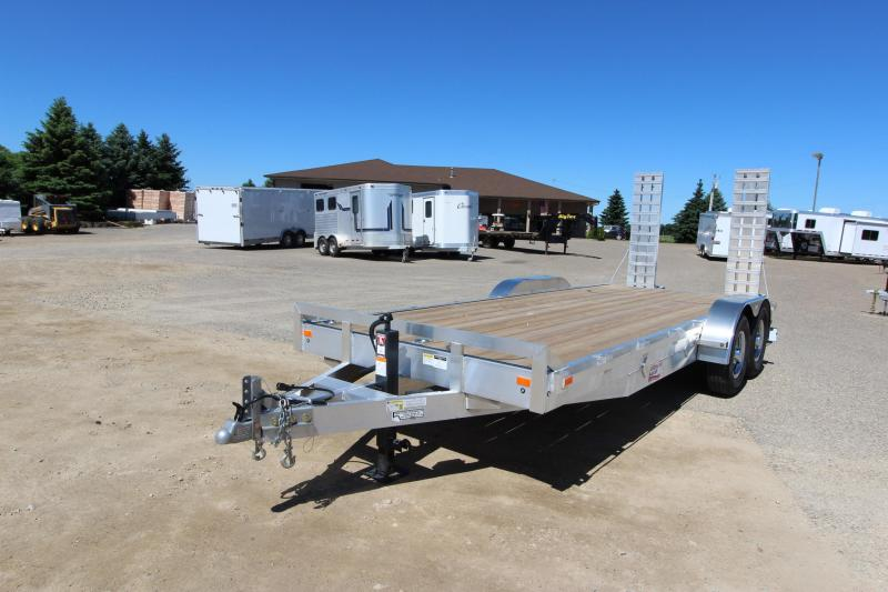 2018 American Hauler Industries 8x20 7.0k axles Car / Racing Trailer