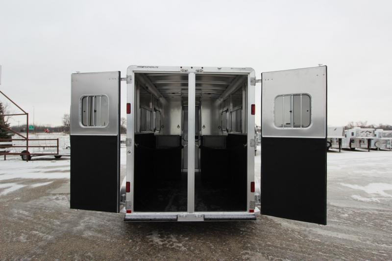 2018 Featherlite 9407 2HR BP Horse Trailer