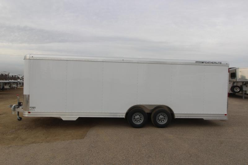 2018 Featherlite 4926 24 BP Car / Racing Trailer