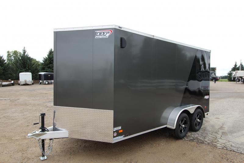 2019 Bravo Trailers Scout 7x14 Enclosed Cargo Trailer