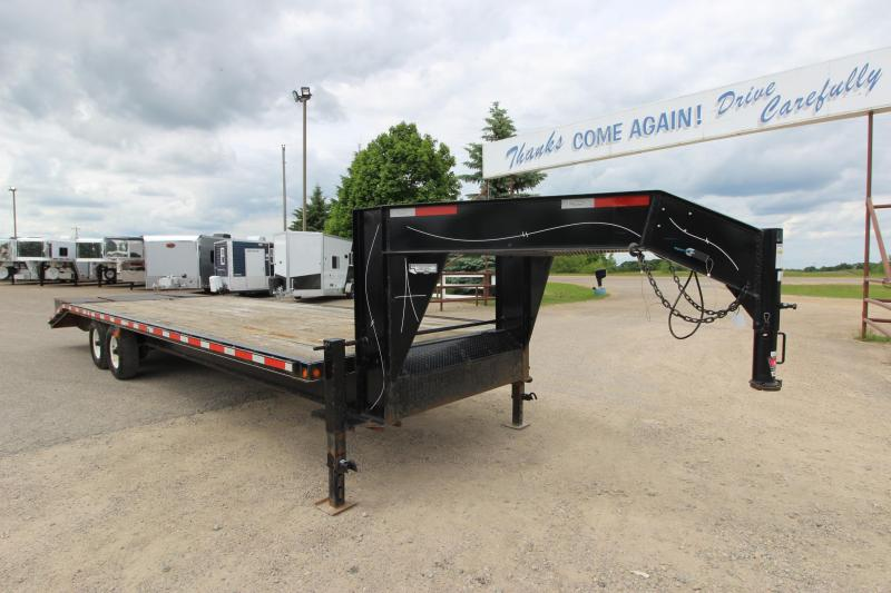 2010 ABU 23 5 Equipment Trailer