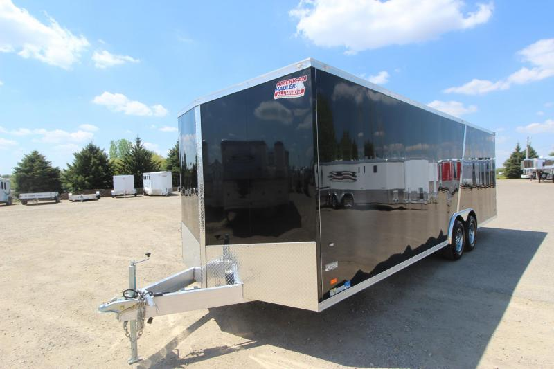 2018 American Hauler Industries 8.5x24 Car / Racing Trailer