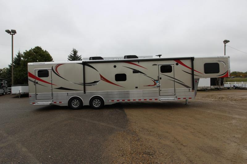 2019 Sundowner Trailers 31 Toy Hauler Toy Hauler
