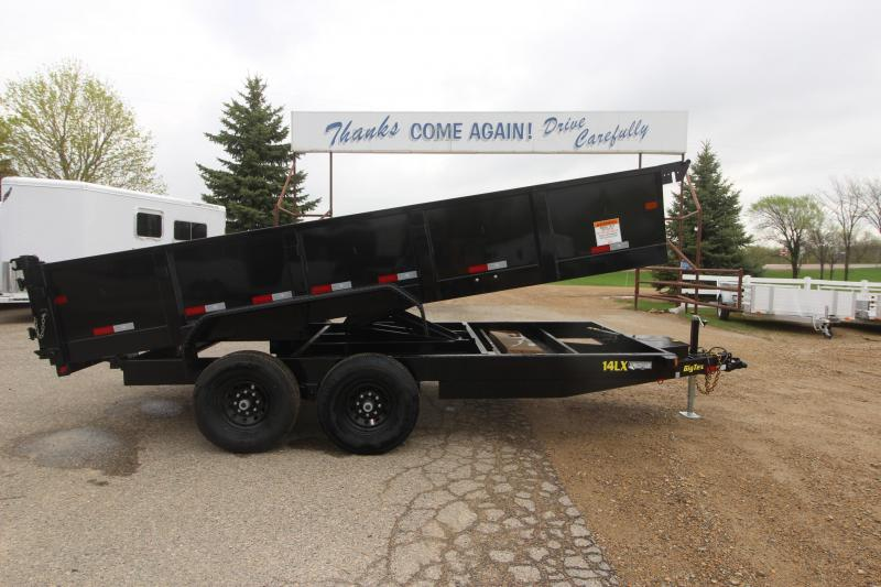 2019 Big Tex Trailers 14LX 16 Dump Trailer