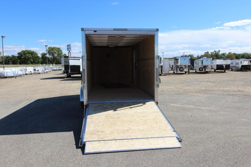 2019 Bravo Trailers Scout 7x16 Aluminum Enclosed Cargo Trailer