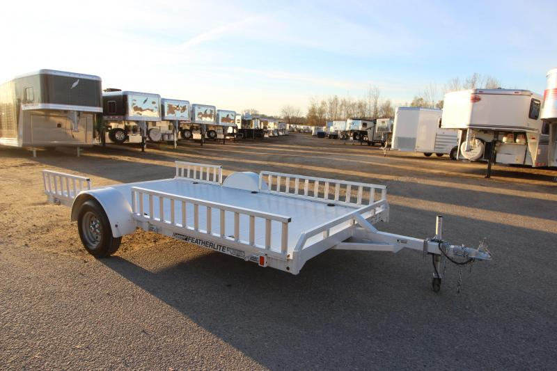 2013 Featherlite 1694 12 Utility Trailer
