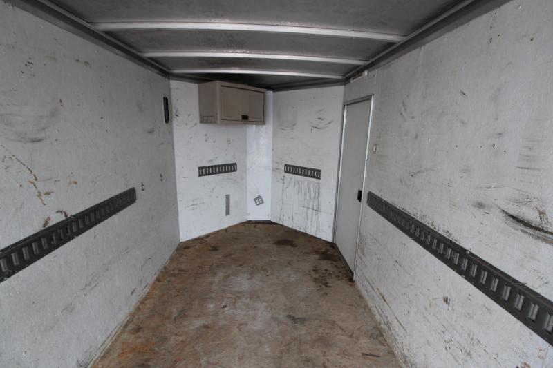 2013 Featherlite 1610 14 Enclosed Cargo Trailer