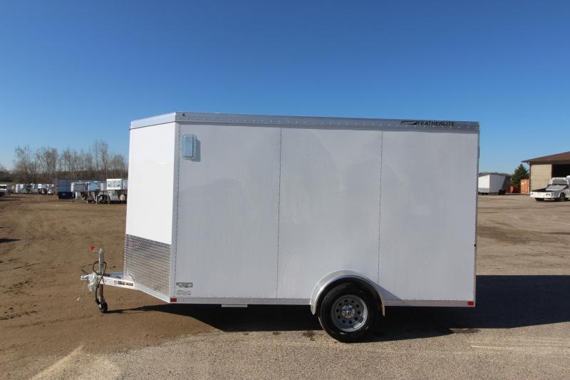 2020 Featherlite 1610 12 7 H Enclosed Cargo Trailer