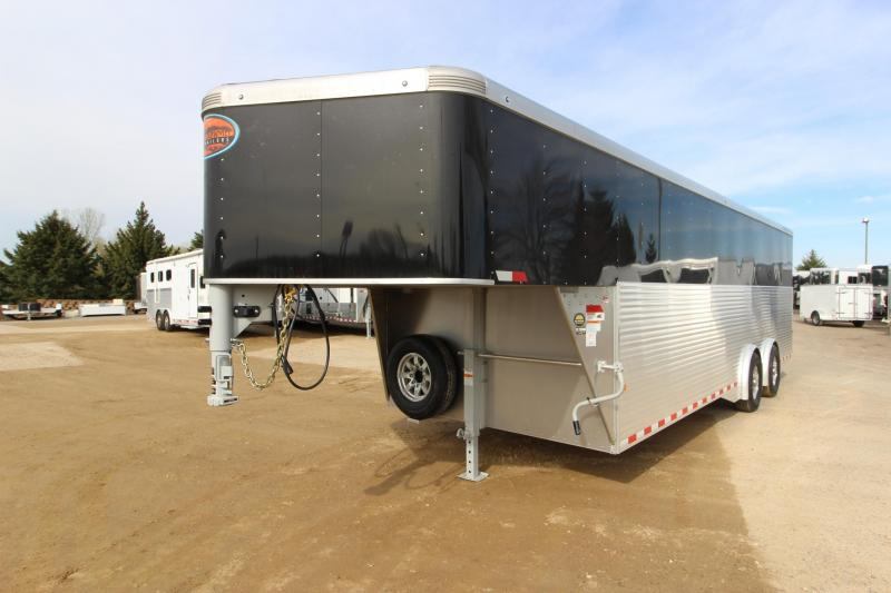 2020 Sundowner Trailers 24 GN Car / Racing Trailer