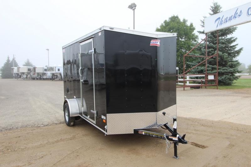 2019 American Hauler Industries Arrow 6x12 Enclosed Cargo Trailer