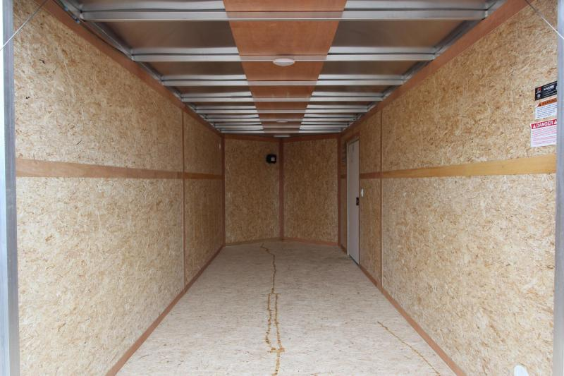 2019 Bravo Trailers 7x16 Aluminum Enclosed Cargo Trailer