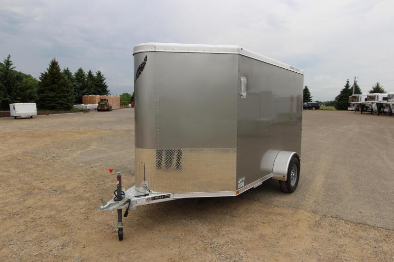 2018 Featherlite 1610 10 66 H Enclosed Cargo Trailer