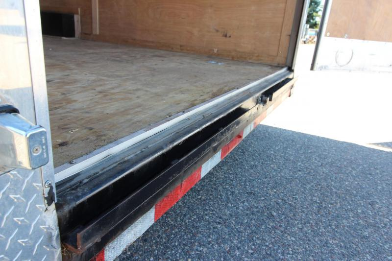2016 Freedom Trailers 28' GN Car / Racing Trailer