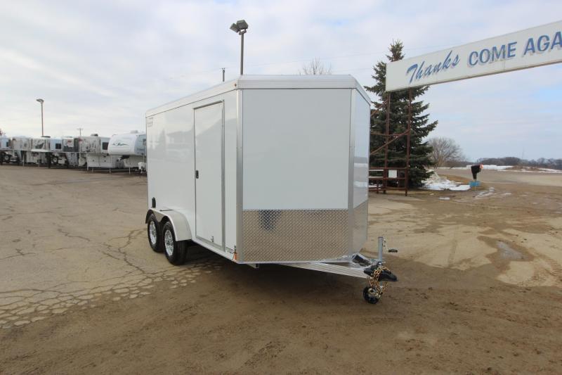 2019 Triton 7x12 Tandem 6 6 H Enclosed Cargo Trailer