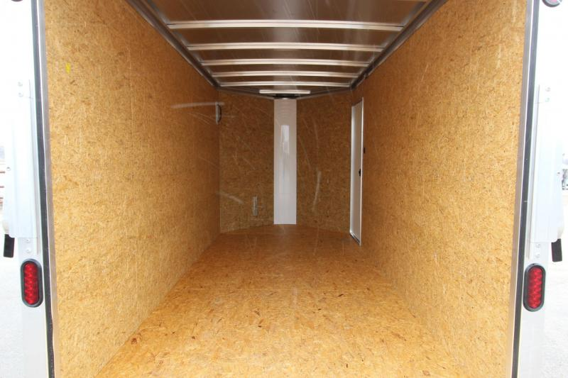 2019 Featherlite 1610 14 7 (H) Enclosed Cargo Trailer