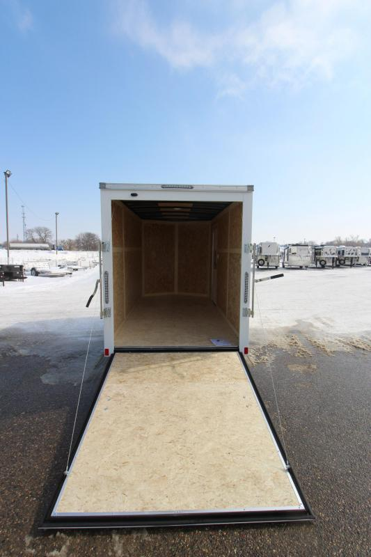 2019 Bravo Trailers Scout 6x12 Enclosed Cargo Trailer