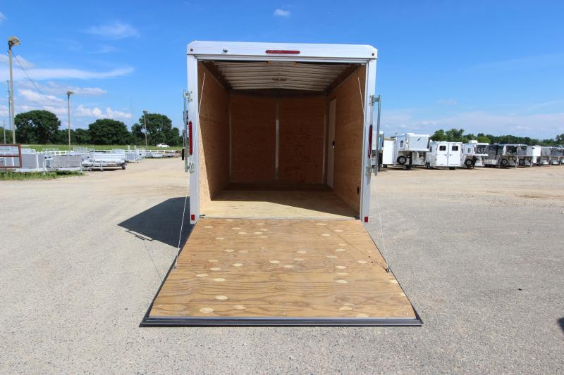"2019 Triton Trailers 7x12 Vault 66"" Enclosed Cargo Trailer"