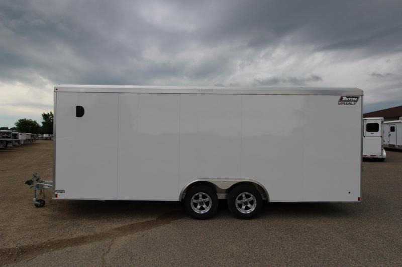 2019 Triton Trailers Vault 8x20 Car / Racing Trailer