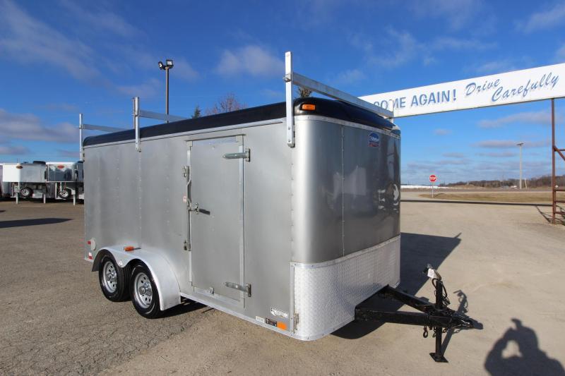 2014 United Trailers 7x14 Enclosed Cargo Trailer