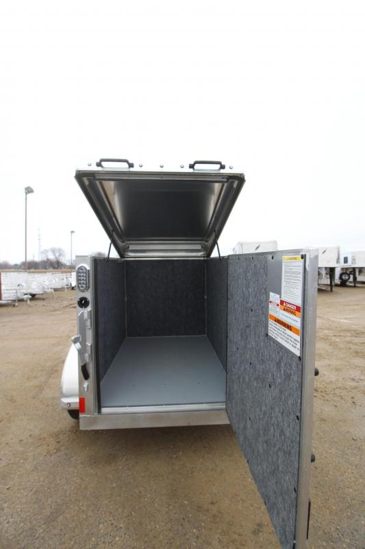 4x6 Enclosed Trailer >> 2019 Sundowner Trailers Mini Go 4x6 Enclosed Cargo Trailer 4x6