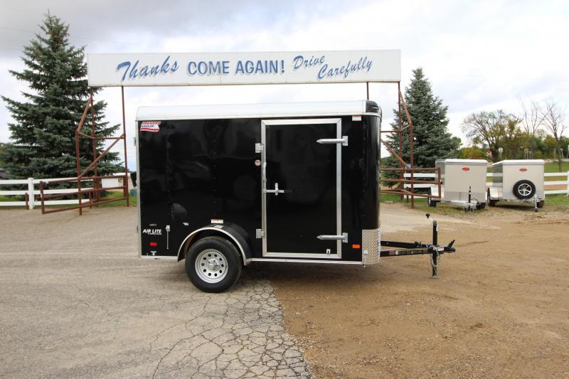 2019 American Hauler Industries 6x10 Enclosed Cargo Trailer