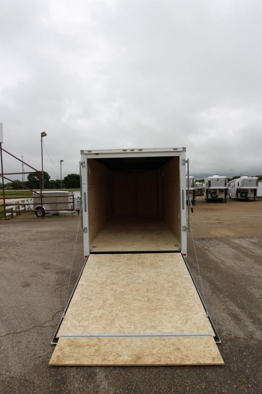 2019 American Hauler Industries 7x16 Enclosed Cargo Trailer