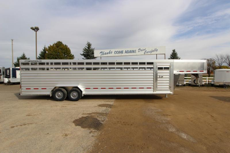 2019 Featherlite 8127 30 GN Livestock Trailer in Ashburn, VA
