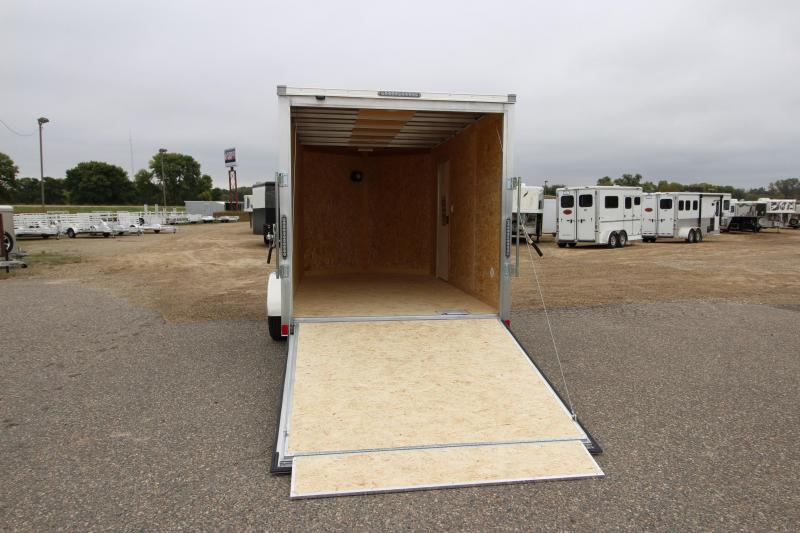 2019 Bravo Trailers Scout 7x12 Enclosed Cargo Trailer