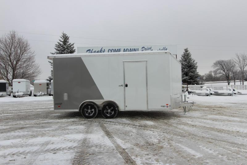 2019 Bravo Trailers 8.5x16 Car / Racing Trailer