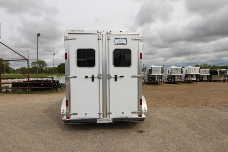 2020 Featherlite 9407 2HR BP Horse Trailer