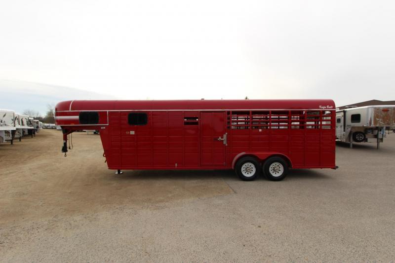 1999 Kiefer Built 4HR 16 Stock 8' D/R