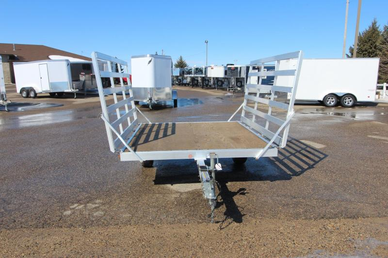 2005 Triton SL-8 Snowmobile Trailer