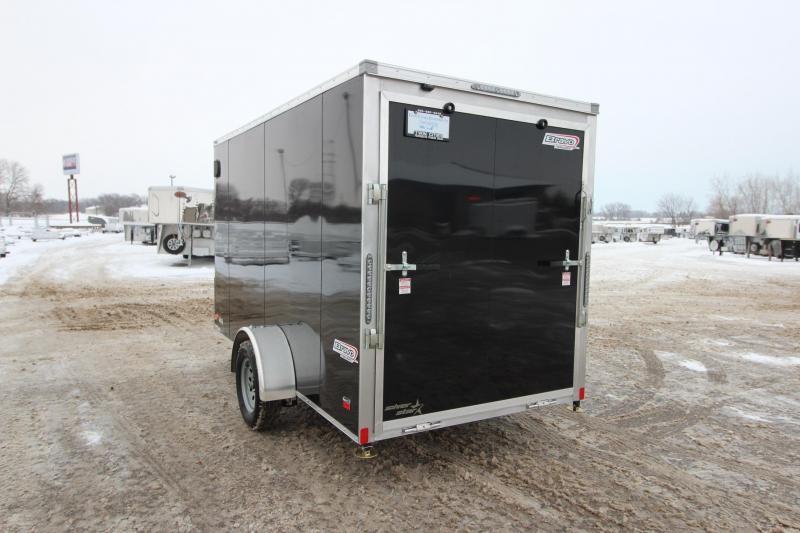 2019 Bravo Trailers 6x12 Enclosed Cargo Trailer