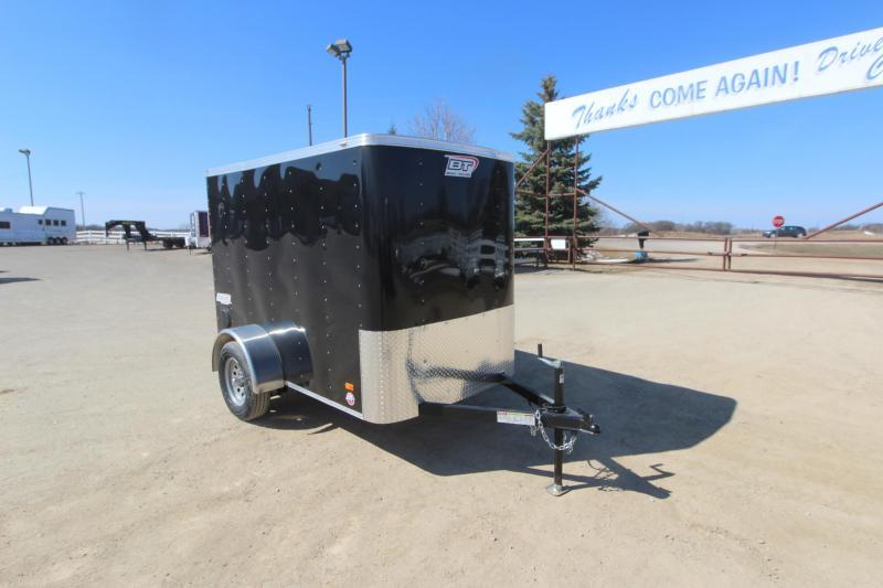 2018 Bravo Trailers Scout 5x8 Enclosed Cargo Trailer