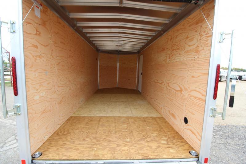 2019 Triton Vault 7x16 Enclosed Cargo Trailer