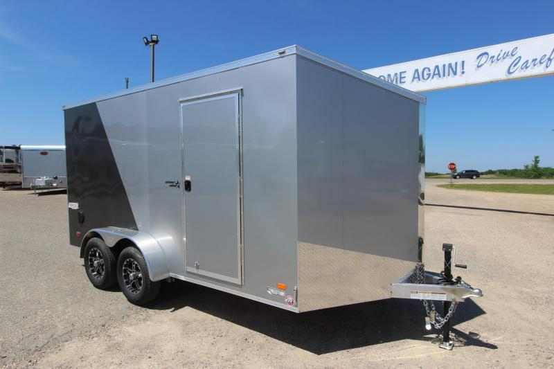 2020 Bravo Trailers 7x14 Enclosed Cargo Trailer