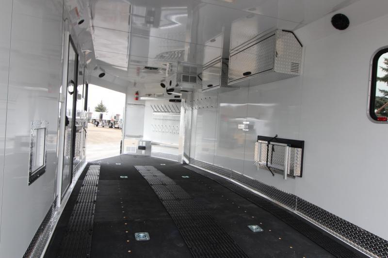 2019 Trails West Manufacturing 28 BP Snowmobile Trailer