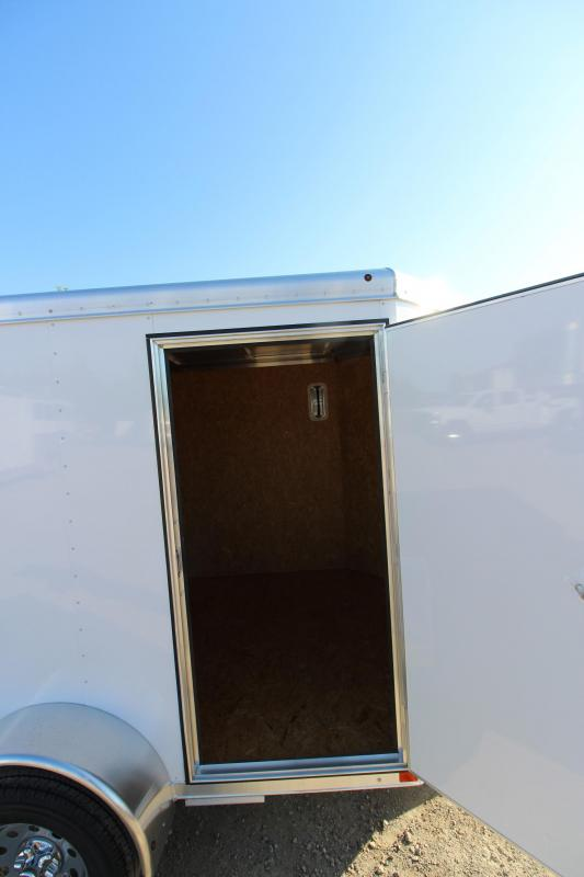 2018 Featherlite 1610 8 Enclosed Cargo Trailer