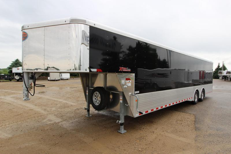 2019 Sundowner Trailers 30 XTRA GN Car / Racing Trailer