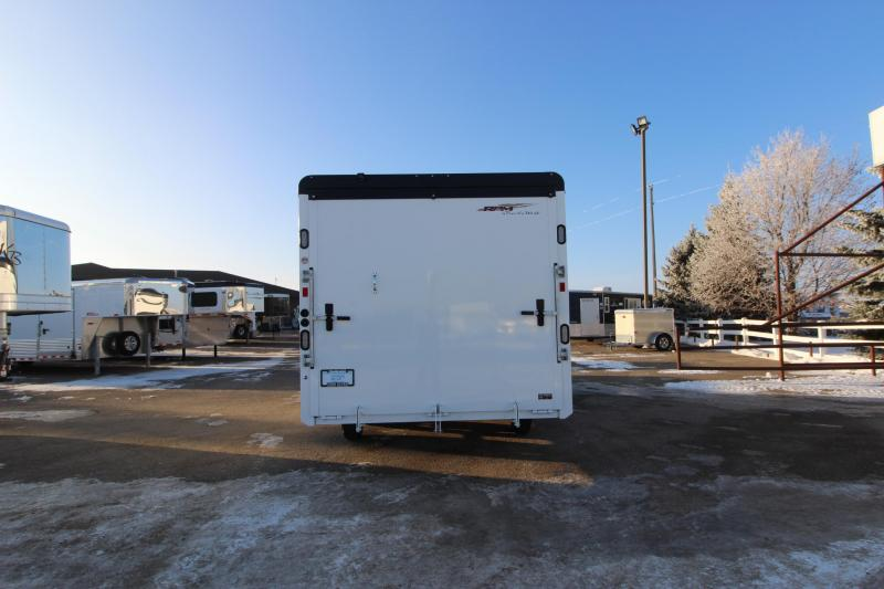 2019 Trails West Manufacturing 20' RPM BP Snowmobile Trailer