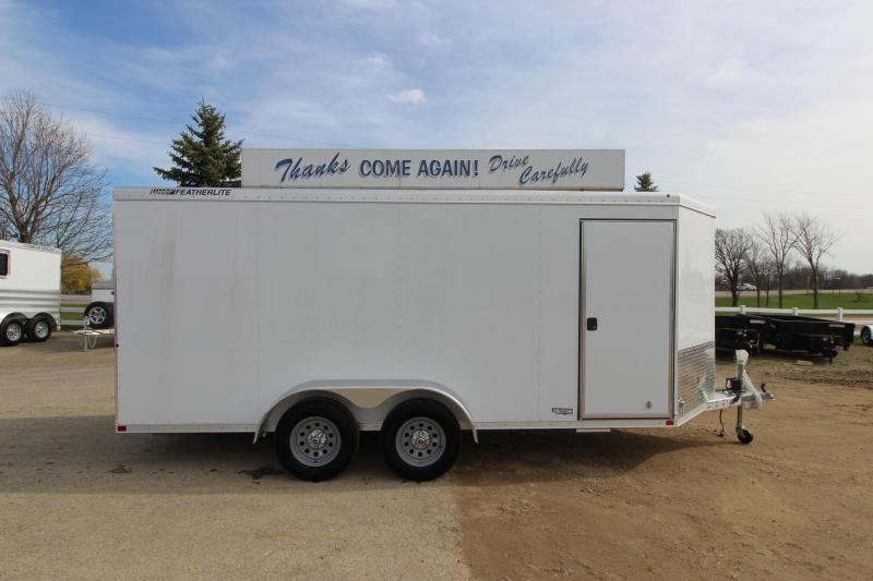 2019 Featherlite 1610 16 Enclosed Cargo Trailer in Ashburn, VA