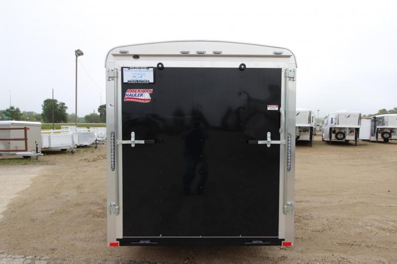 2019 American Hauler Industries Air Lite 6x12 Enclosed Cargo Trailer