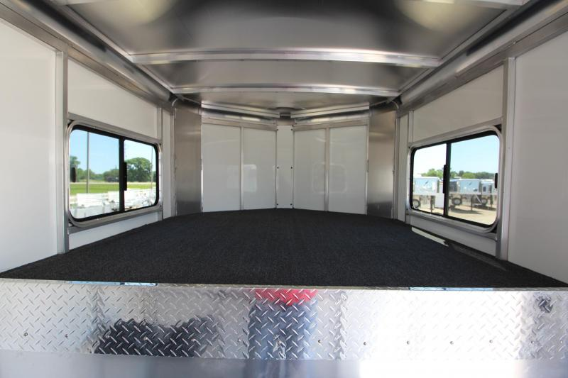 2019 Sundowner Trailers Charter 2HR GN Horse Trailer