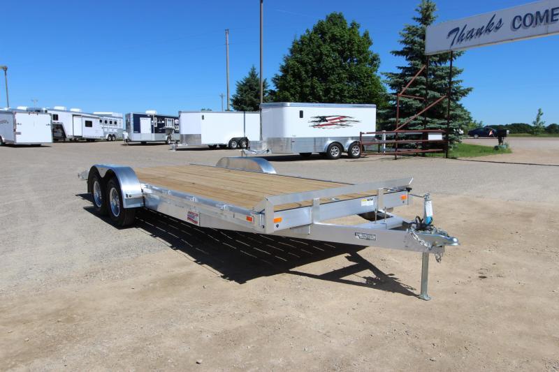 2018 American Hauler Industries 8x20 5.2k axles Car / Racing Trailer