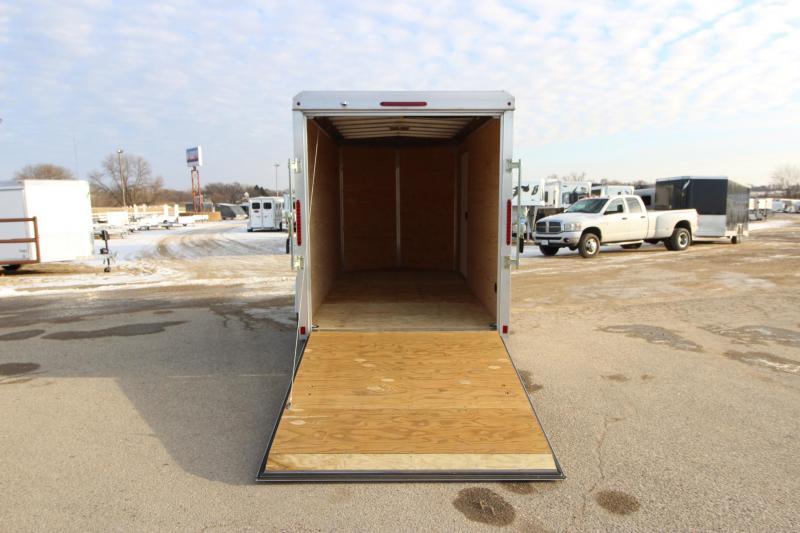 2019 Triton 6x12 66 H Enclosed Cargo Trailer