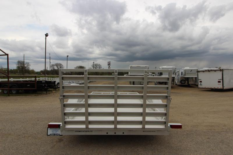 2019 Featherlite 1693 12 Utility Trailer
