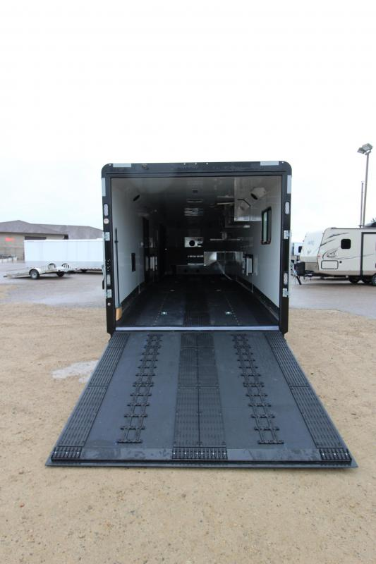 2019 Trails West Manufacturing RPM 28 Snowmobile Trailer