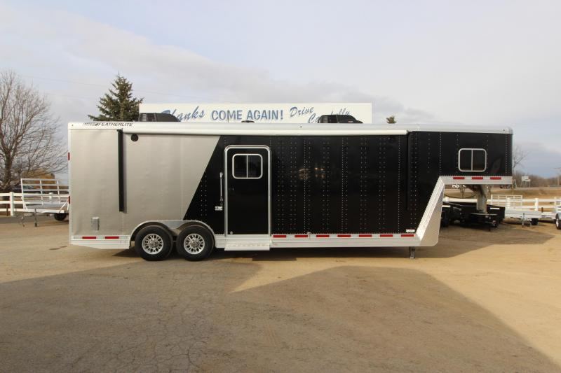 2018 Featherlite 4941 24 Toy Hauler